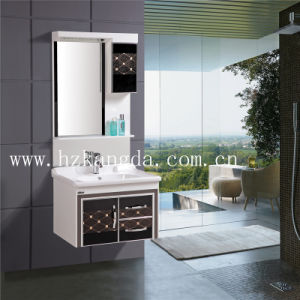 PVC Bathroom Cabinet/PVC Bathroom Vanity (KD-511) pictures & photos