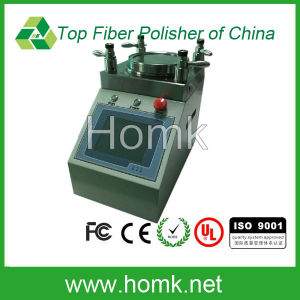 Colorful Screen Adjustable Speed Fiber Optic Polishing Machine pictures & photos