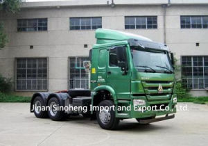 Sinotruk Djibouti Powerful Tractor Truck pictures & photos