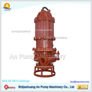 Acid Resistant for Mining Industry Submersible Sand Dredging Pump pictures & photos