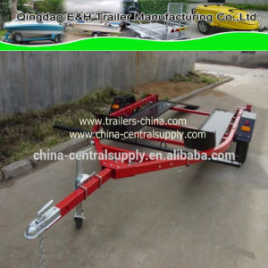 Factory Made 2 Motorcycle / ATV Trailer (CT0311) pictures & photos