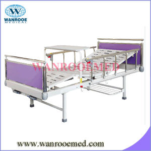 Two Function Hospital Bed Parts pictures & photos