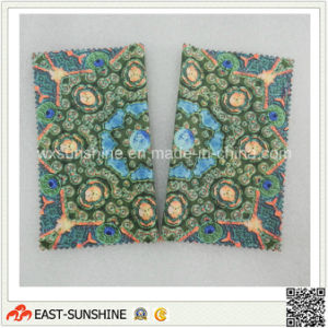 100% Polyester Microfiber Cleaning Cloth (DH-MC0526) pictures & photos