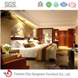 Modern Wooden Hotel Bedroom Furniture Set pictures & photos