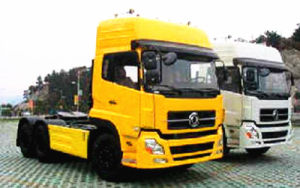 Dongfeng 6X4 Dfl4251A Towing Truck/Tractor Truck pictures & photos