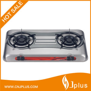 Stainless Steel Panel Luxury Table Top Gas Cooker Jp-Gc209 pictures & photos