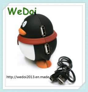 High Speed QQ USB Hub (WY-H34) pictures & photos
