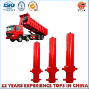 Multistage Front End Hydraulic Cylinder Factory Direct Sale pictures & photos