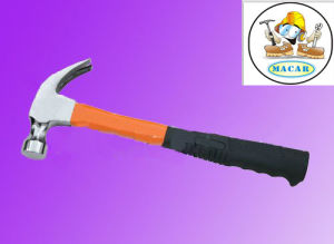 British Type Claw Hammer with Fiberglass Handle pictures & photos