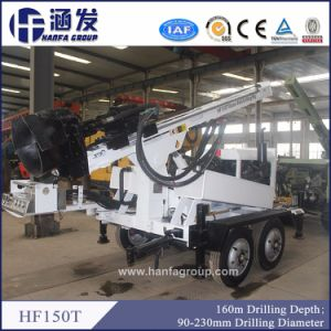 Construction Down The Hole Water Drilling Machine (HF150T) pictures & photos