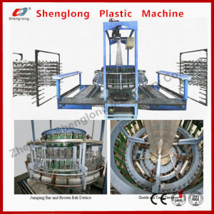 High-Speed Plastic Circular Loom Textile Machine pictures & photos