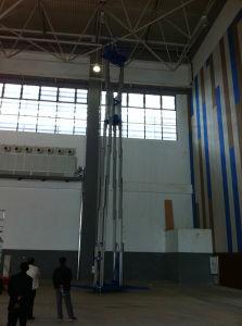 Mulit Masts Aerial Work Platfrom /Aluminium Aerial Work Platfrom / Vertical Lift /Scissor Lift pictures & photos