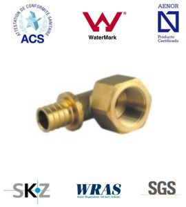 Pex Fitting - Sliding Fitting - Axial Press Fittings (Female Elbow) pictures & photos