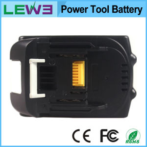 18650*15 Lithium-Ion Handheld Replacement Power Tool Battery for Makita Bjv180