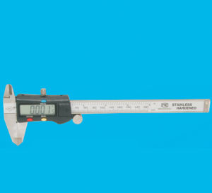 0-125mm Carbon Steel Stainless Steel Vernier Caliper pictures & photos