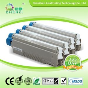 Compatible Color Toner Cartridge for Oki C5600 pictures & photos