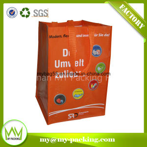 Colorful Print Promotional Laminated PP Shopping Bag pictures & photos