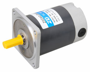 90mm*90mm size, DC gear motor, with Decimal gearhead pictures & photos