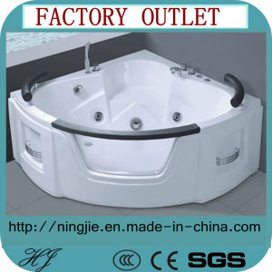 Ce Approved Bathroom Whirlpool Massage Bathtub (5302) pictures & photos