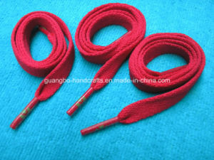 Cheap Fashion Custom Flat Shoelaces pictures & photos