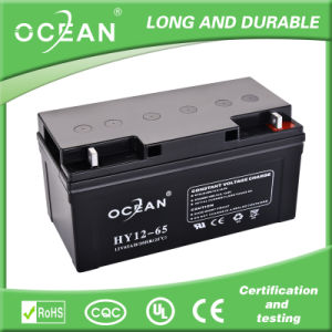 High Efficiency Solar Energy Storage Battery 12V 65ah