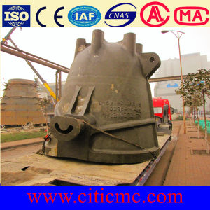 Cast Iron Slag Pot for Metallurgical Industry pictures & photos
