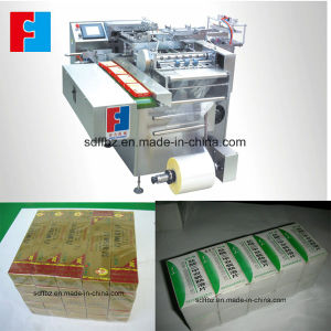 Italy Technology Automatic Medical Box Cellophane Wrapping Machine with Ce pictures & photos