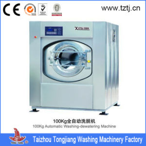 Full Automatic Laundry Washing Extractor Machine for Hospital (XTQ) pictures & photos