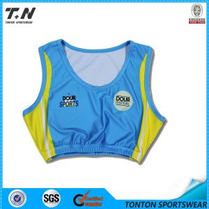 Sports Singlets Custom Dri Fit Womens Yoga Clothing Yoga Crop Tops pictures & photos