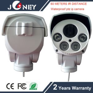 2MP 60 Meters IR Long Distance 4X Optical PTZ IP Camera with IP66 Waterproof pictures & photos