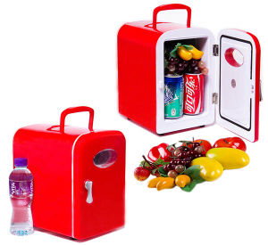 Mini Thermoelectric Cooler and Warmer 4liter DC12V AC100-240V for Outdoor and Indoor Use pictures & photos