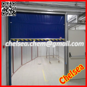 Automatic Fast Rolling Shutter Industrial Folding Door (st-001) pictures & photos