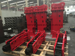 Top Type Excavator Hydraulic Hammer pictures & photos