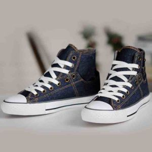 Fashion Style Bulk Cheap Price Navy Casual Sneakers Shoes China pictures & photos