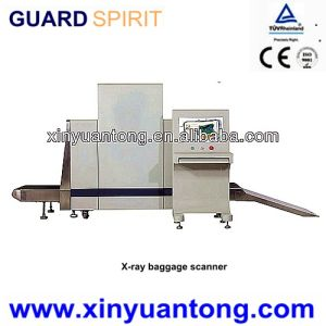Xj8065 Pinpoint Brand Model X Ray Baggage Scanner, X-ray Luggage Scanner pictures & photos
