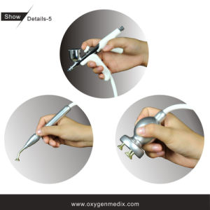 Pure Oxygen Needle Free Injection Oxygen Beauty Equipment (OxySpa(II) pictures & photos