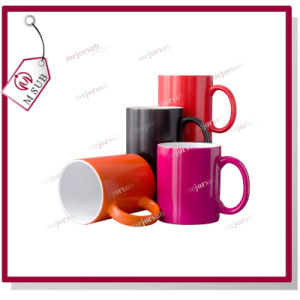 Popular Items Color Changing Sublimaion Mug by Mejorsub pictures & photos