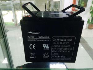 12V50ah Solar Power Battery for Solar Street Light pictures & photos