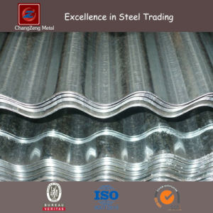 Hot Dipped Galvanized Corrugated Iron Plate (CZ-CP05) pictures & photos