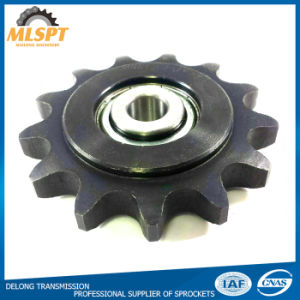 High Quality Steel Forged Ball Bearing Idle Chain Sprockets/Bearing Bore Sprockets pictures & photos