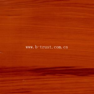 Wood Grain Glossy PVC Laminating Film for WPC Kitchen Cabinet Board pictures & photos