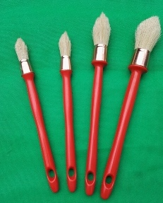 Round Paint Brush with Plastic Handle pictures & photos