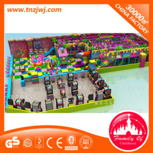 Indoor Maze Naughty Castle Indoor Soft Playground for Kids pictures & photos