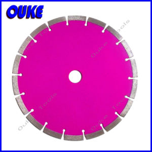 K/T Segment Silent Diamond Saw Blade for Cutting Granite pictures & photos