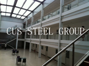 Steel Frame Construction/Prefabricated Building Workshop/Steel Structure Warehouse pictures & photos