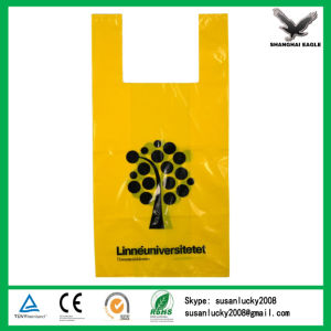 Recycle Material Carry Plastic Vest Bag pictures & photos
