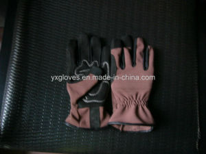 Safety Glove-Synthetic Leather Glove-Performance Glove-Anti-Slip Glove-Working Glove pictures & photos