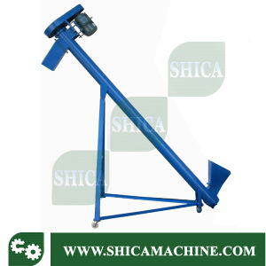 Plastic Pellets or Powder Screw Type Loader pictures & photos