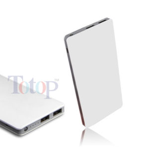 10000mAh Power Bank Portable Powerbank LED Light pictures & photos