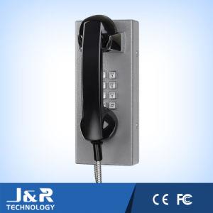 Vandal Resistant Industrial Intercom Handset Prison Telephone VoIP Jail Phone pictures & photos